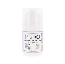 Déodorant Roll-On Sans Parfum - NIJIKO - Hygiène
