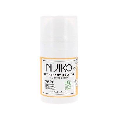 Déodorant Roll-On Agrumes - NIJIKO - Hygiène
