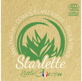 Starlette - LITTLE COCOON - Visage