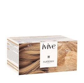 René Furterer 0.3 Blond doré pur - Coloration capillaire végétale professionnelle - IVIVE - RENE FURTERER - Cheveux