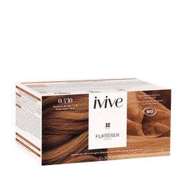 René Furterer 0.430 Cuivré naturel - Coloration capillaire végétale professionnelle - IVIVE - RENE FURTERER - Cheveux