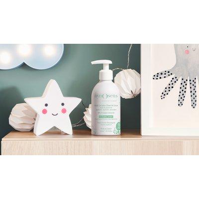 Huile lavante Fleur de Coton - Aynosens - Hygiène - Cheveux - Bébé / Enfants - Corps