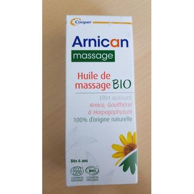 ArnicanMassage Bio - Massage et détente - Corps