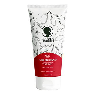 Hair BB Cream : Lait Révélateur Capillaire - NOIREÔNATUREL - Cheveux