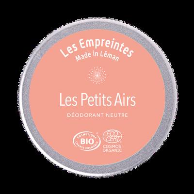 Le déodorant Neutre LES PETITS AIRS - Les Empreintes made in Léman - Hygiène