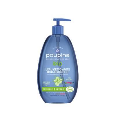 L'eau nettoyante anti-irritation - Poupina - Corps