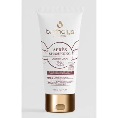 Apres Shampoing Golden Coco - Biothalys - Cheveux