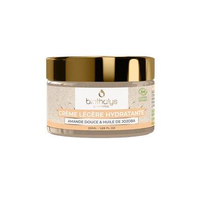 Crème légère hydratante - Biothalys - Visage