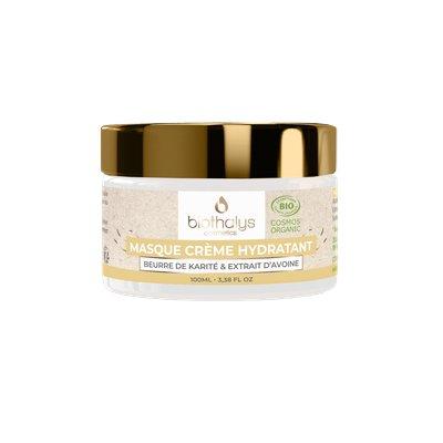 Masque crème hydratant - Biothalys - Visage
