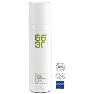 Cycle jour - Fluide ultra-hydratant - 66°30 - Visage