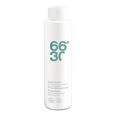Hair & Body Shower Gel - 66°30 - Hygiene - Hair