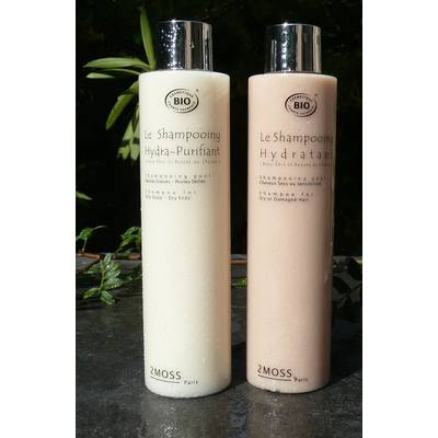 Le Shampooing Hydra-Purifiant - 2MOSS - Cheveux