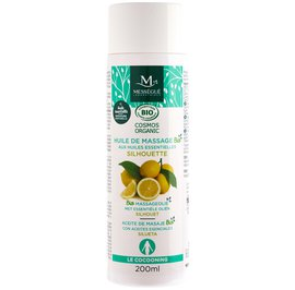 massage oil - silhouette - messegue - Massage and relaxation