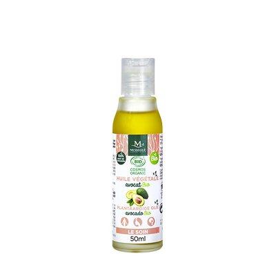 huile végétale avocat bio - messegue - Visage - Corps