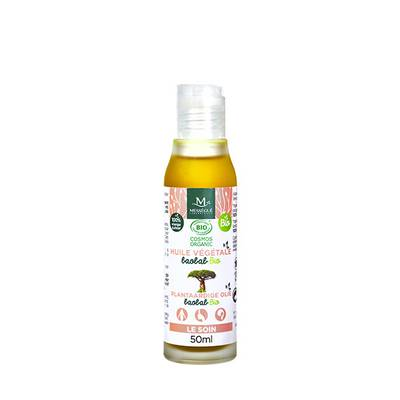 huile végétale baobab BIO - messegue - Visage - Corps