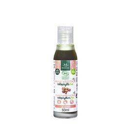 vegetable oil calophylle - messegue - Face - Body
