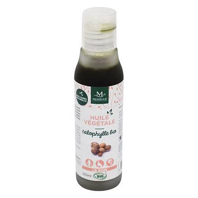huile végétale calophylle - messegue - Visage