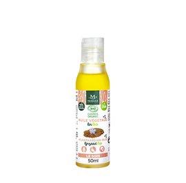 lin vegetable oil - messegue - Face - Body