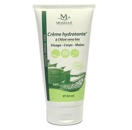crème hydratante à Aloe vera - messegue - Visage