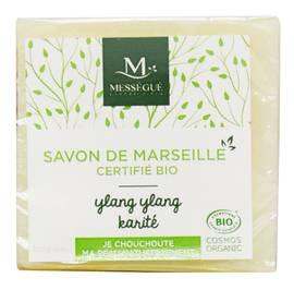Savon de Marseille Ylang Ylang Karité - messegue - Hygiène