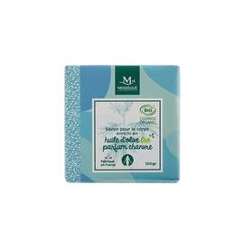 Organic olive body soap - messegue - Body