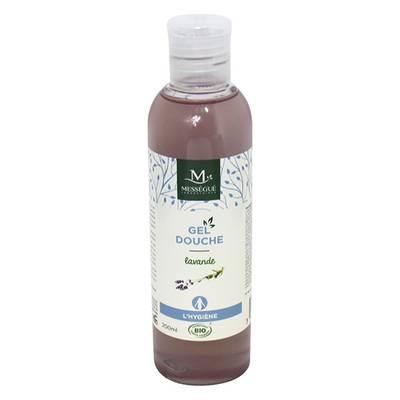 Lavander shower gel - 200 et 500ml - messegue - Hygiene
