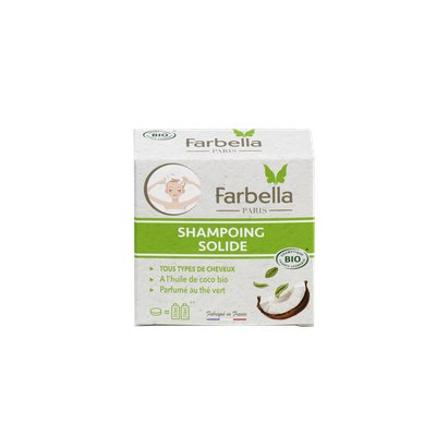 Shampoing solide - FARBELLA - Cheveux