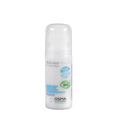 Déodorant Roll-on Aloe vera - Osma Alunotherapy - Hygiène