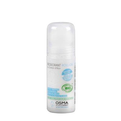 Déodorant Roll-on Menthe - Osma Alunotherapy - Hygiène
