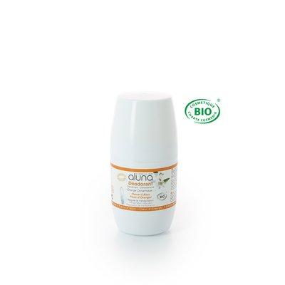 Déodorant Roll-on Fleur d'Oranger - Orange Dynamique - Aluna - Hygiène