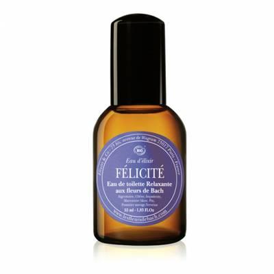 Eau d'elixir Félicité - Les Fleurs de Bach - Parfums et eaux de toilette