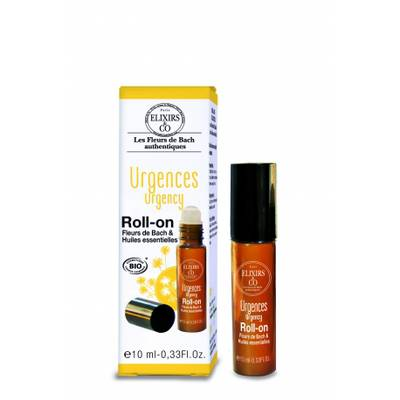 Urgence roll on - Les Fleurs de Bach - Health - Massage and relaxation