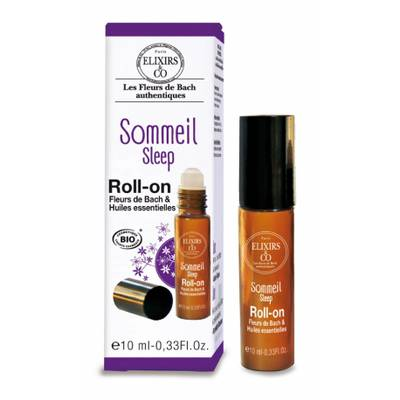 sommeil roll on - Les Fleurs de Bach - Health - Massage and relaxation