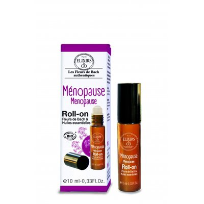 Roll on ménopause - Les Fleurs de Bach - Health - Massage and relaxation