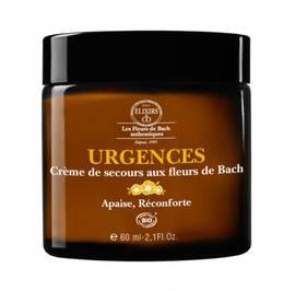 Crème urgence - Les Fleurs de Bach - Visage