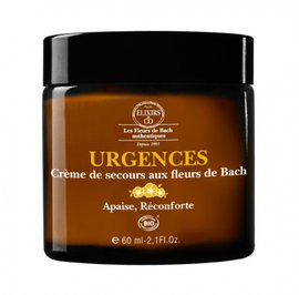 urgence cream - Les Fleurs de Bach - Face