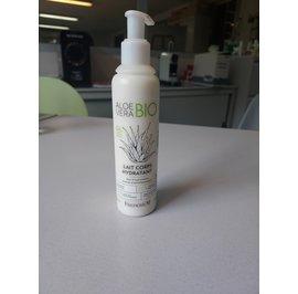 image produit Moisturizing body lotion with aloe vera