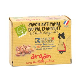 savon artisanal à l'huile d'ARGAN - ARGASOL - Hygiène
