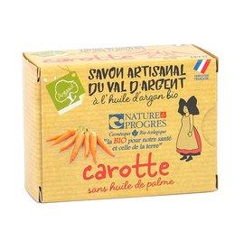 savon artisanal à la CAROTTE - ARGASOL - Hygiène