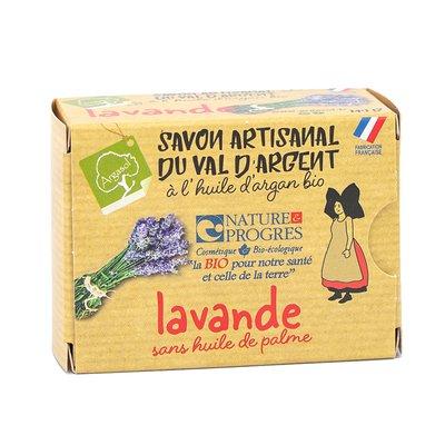 savon artisanal à la LAVANDE - ARGASOL - Hygiène