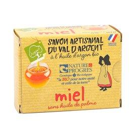 savon artisanal au MIEL - ARGASOL - Hygiène