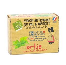 savon artisanal à l'ORTIE - ARGASOL - Hygiène