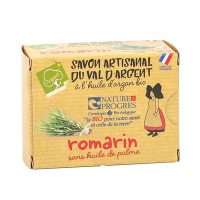 savon artisanal au ROMARIN - ARGASOL - Hygiène