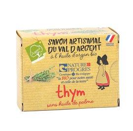 savon artisanal au THYM - ARGASOL - Hygiène