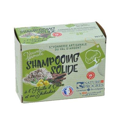 Shampooing solide à l'HUILE D'OLIVE - ARGASOL - Cheveux