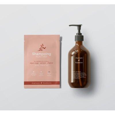Shampoing Poudre À Diluer - Cheveux