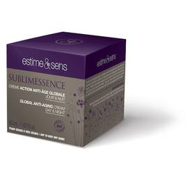 Sublimessence cream dry to very dry skins - estime & sens - Face