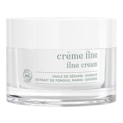 Crème fine - estime & sens - Visage