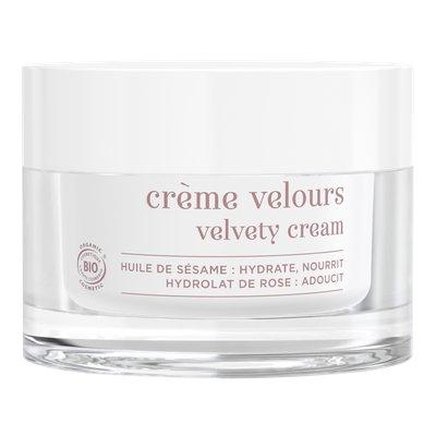 Crème velours - estime & sens - Visage