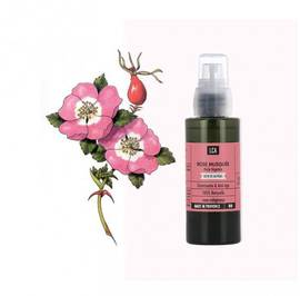 Huile de Rose musquée - LCA - Face - Massage and relaxation